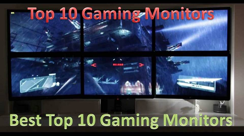 Best Top 10 Gaming Monitors