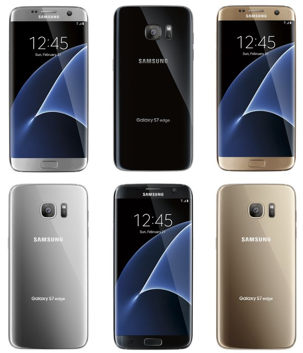 Galaxy S7 Edge Images leaked