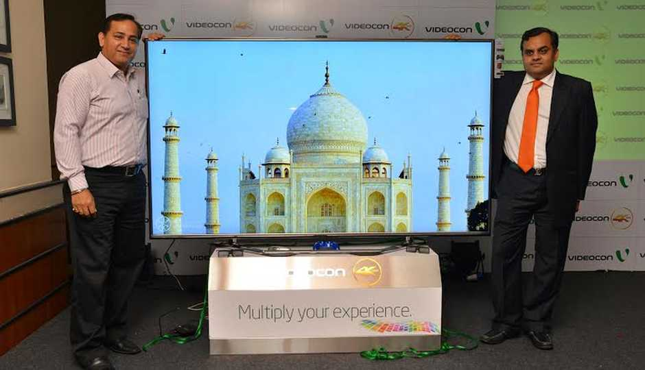 Videocon Windows 10 TV
