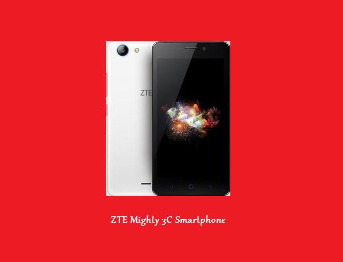 ZTE Mighty 3C