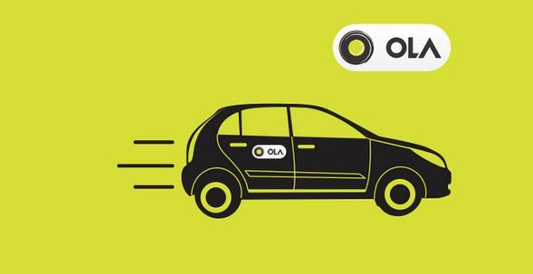ola launches ride sharing option