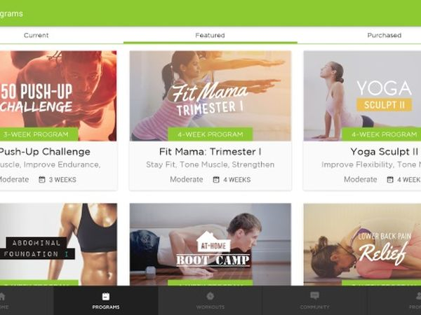 Top 15 Fitness Apps