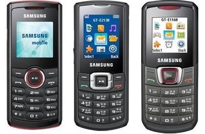 Samsung 2G phones