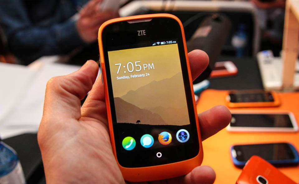 firefox OS is closed