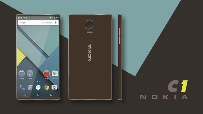 Nokia C1 Features and specs