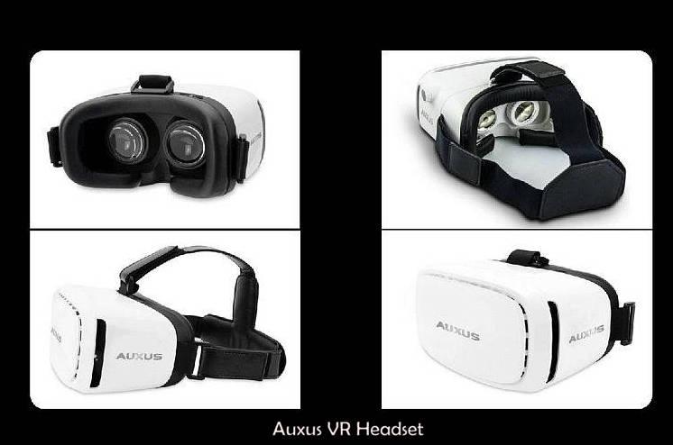 Auxus VR Headset