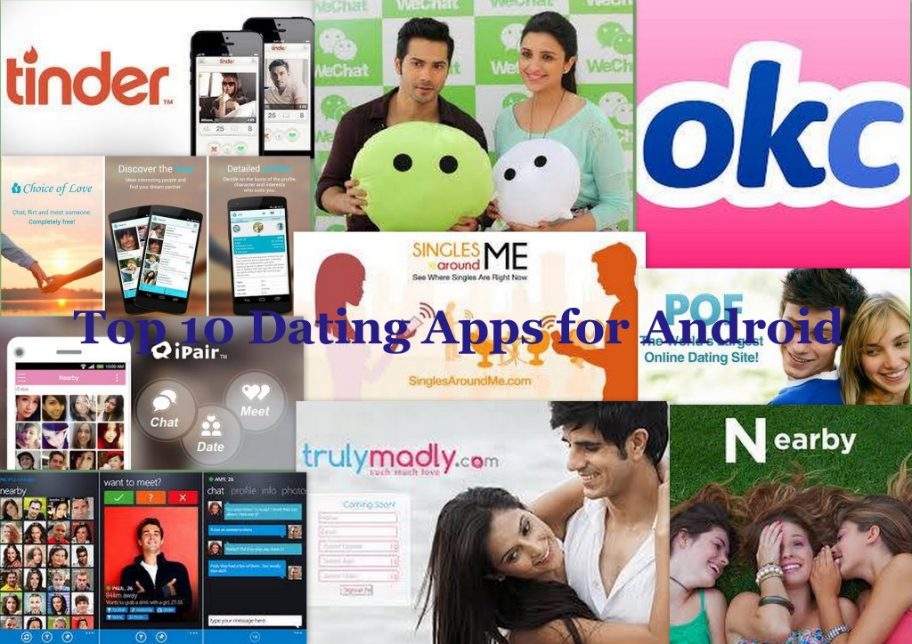 Top 20 Best Free Dating Apps in