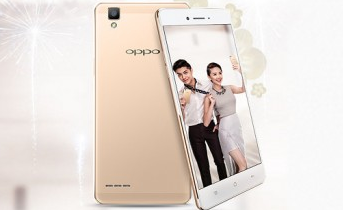 Camera focused OPPO F1 Luxury to launch on 28th of January, 2016