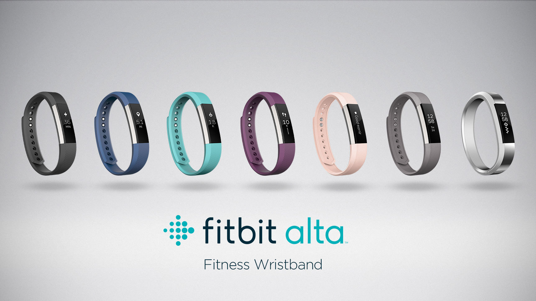 Fitbit Alta features and spec