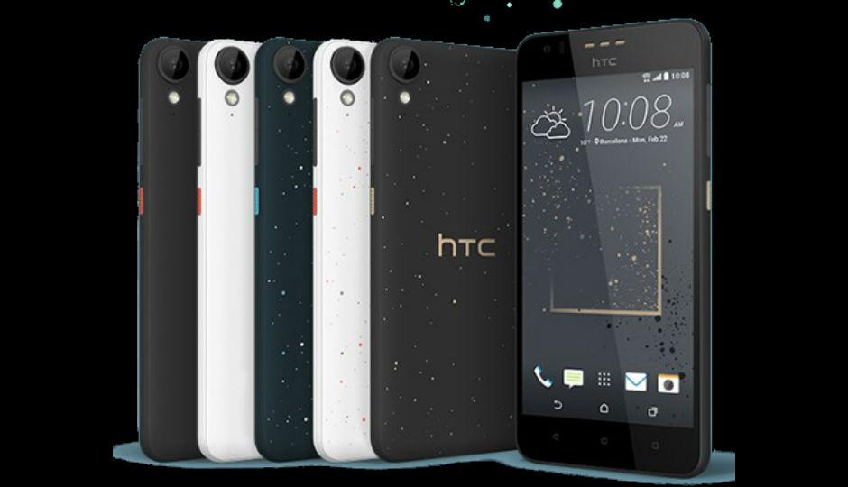 HTC Launches Desire 530, Desire 630, Desire 825