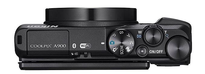 Nikon Coolpix A900 Features