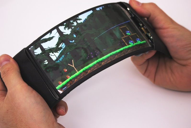 ReFlex flexible smartphone