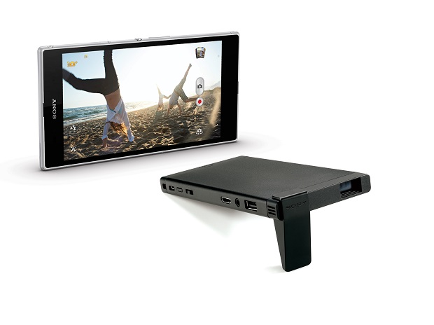 Sony MP-CL1 Portable Mobile Projector