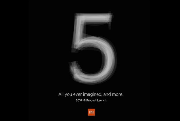 Xiaomi Mi 5 Release Date