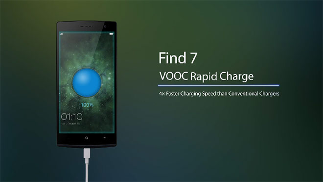 oppo quick charge