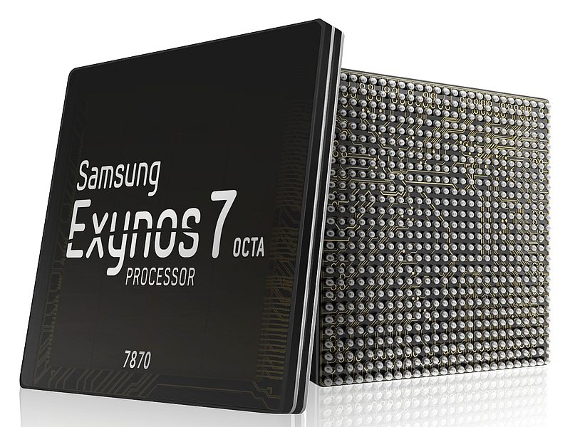 Exynos 7 Octa 7870 SoC for mobile launched