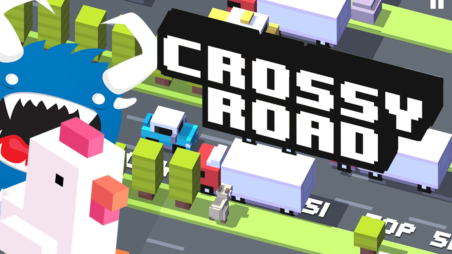 Crossy Road Mobile Game