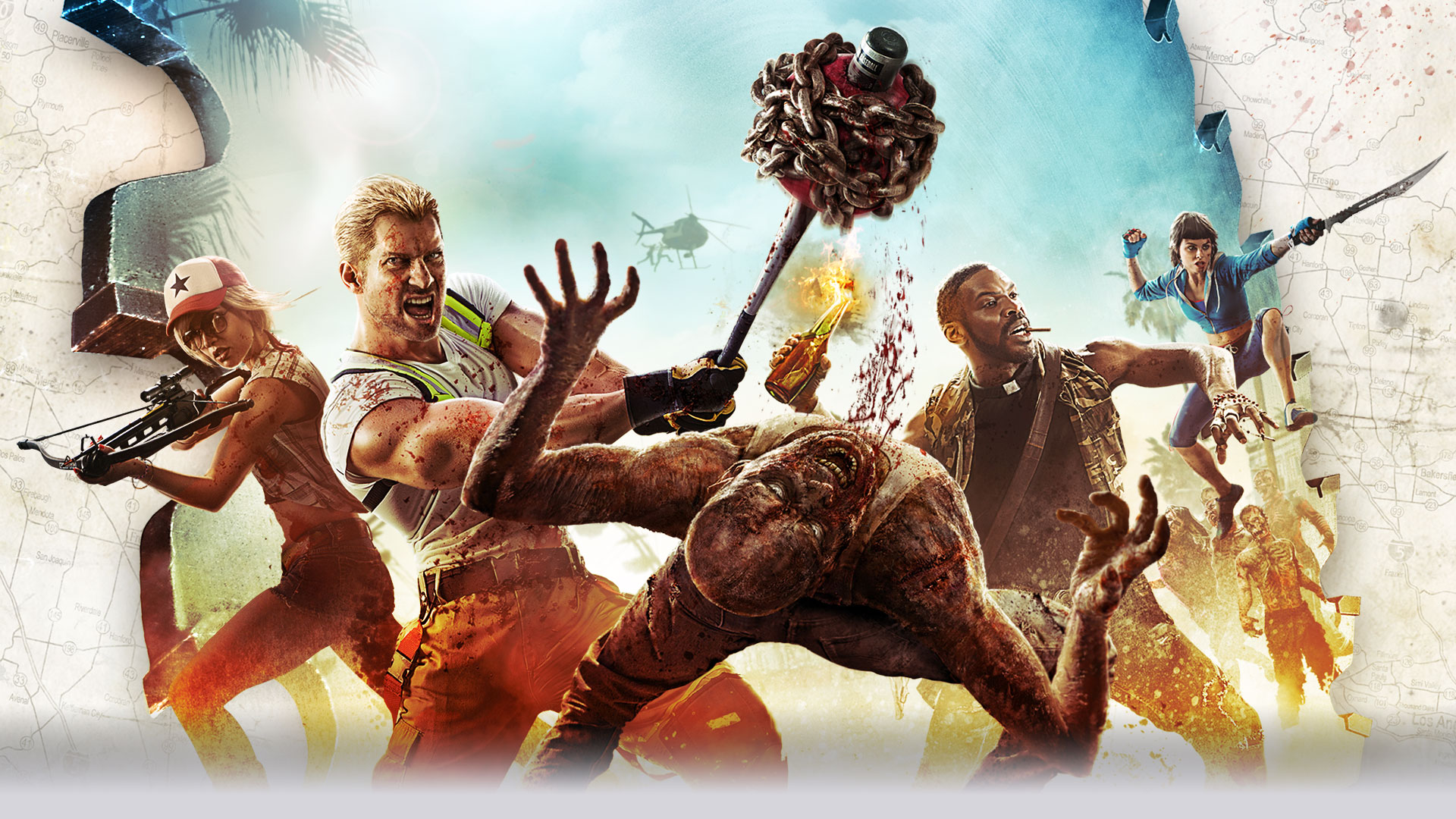 Dead Island for Xbox and PS4