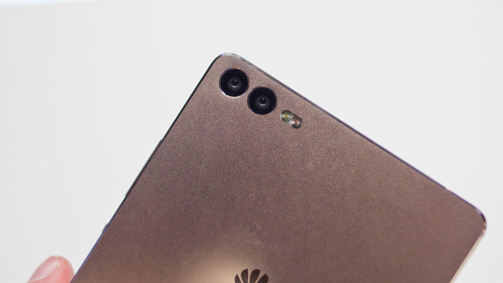 Huawei P9 Pics leaked