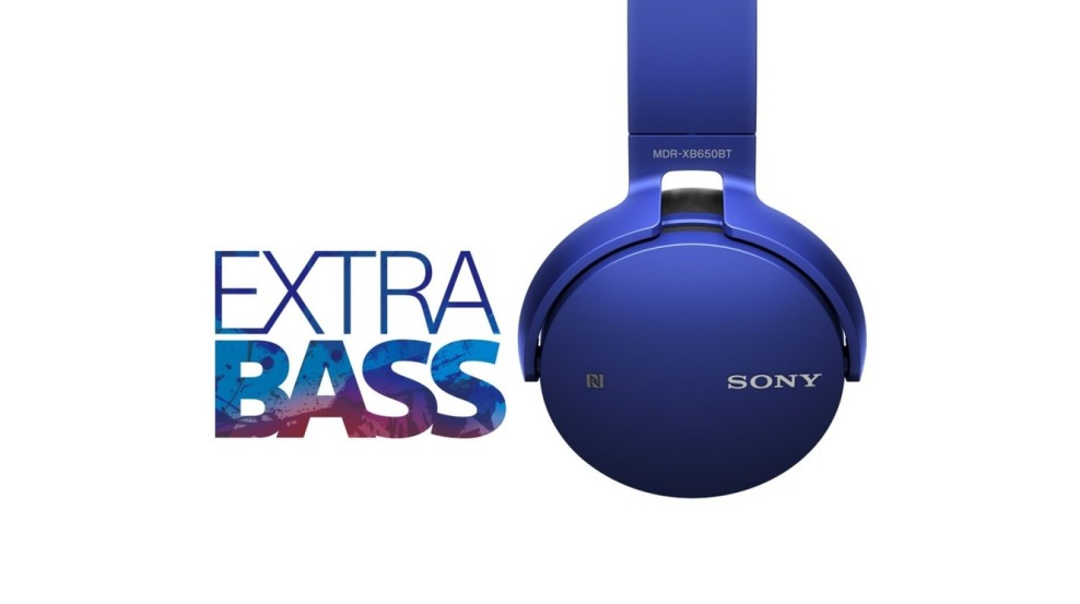 ony launches MDR-XB650BT headphone at Rs. 7, 990