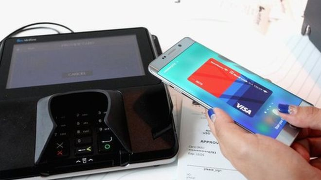 Samsung Pay Launched in China
