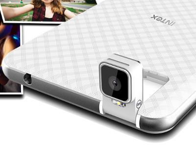 Intex Aqua Twist with rotating camera launched