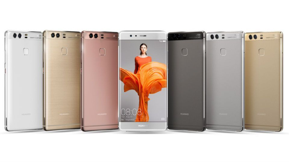 Huawei P9 And P9 Plus