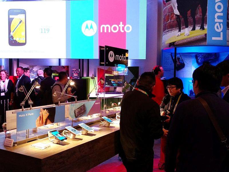 Motorola X3 Spotted