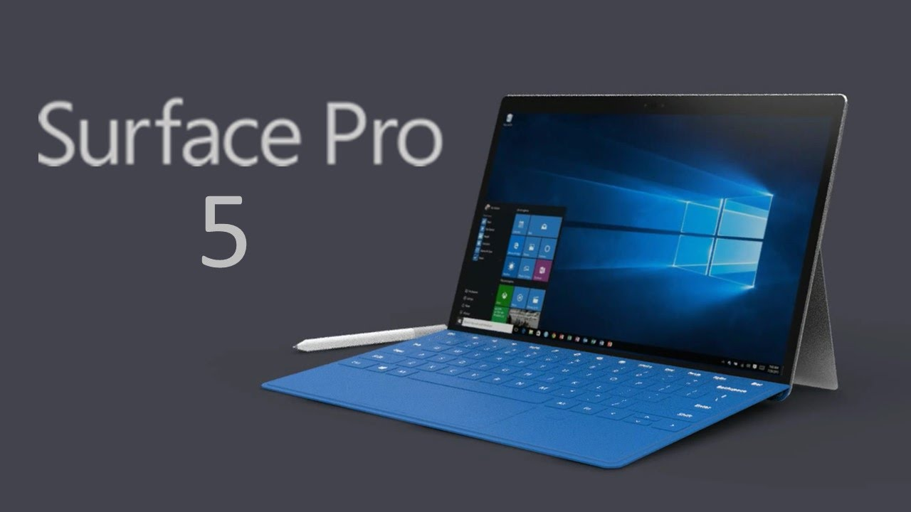 Surface Pro 5 Release Date, Price, Specs