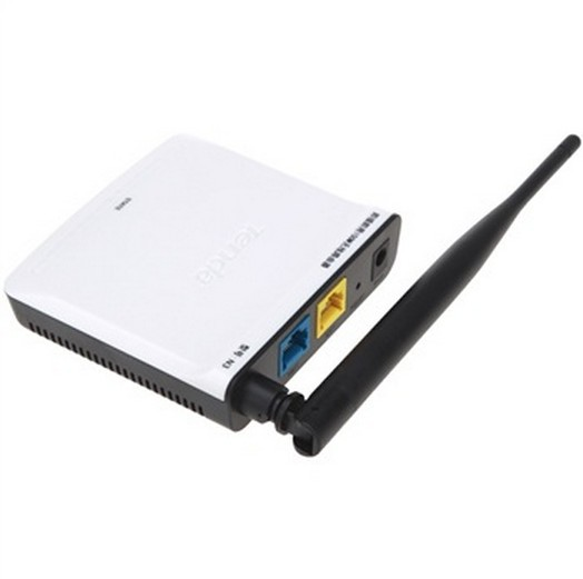 Tenda Wireless N150 Easy Setup Router