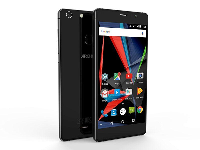 archos diamond selfie phone