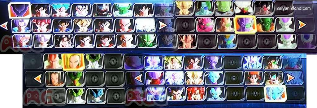 Dragon Ball Xenoverse 2: List of Characters Revealed