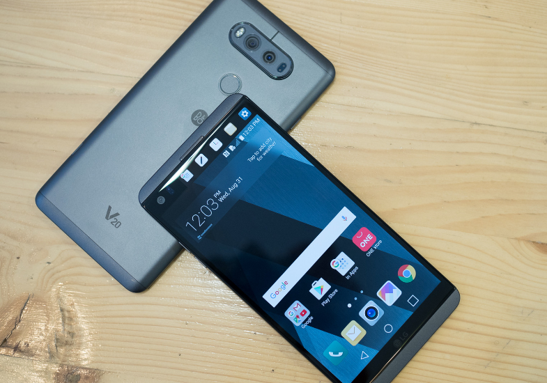 LG V20 Launched