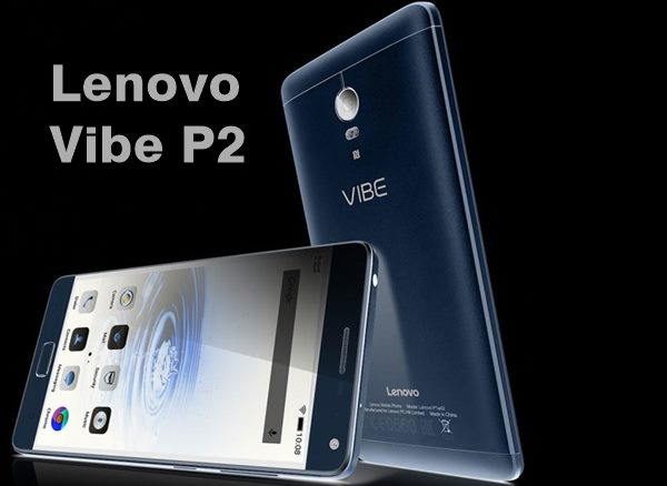 Lenovo P2 Launched