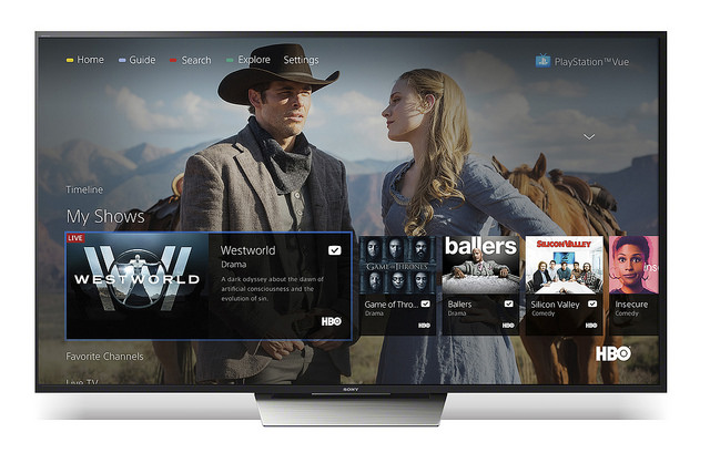 Apple TV App Or PlayStation Vue