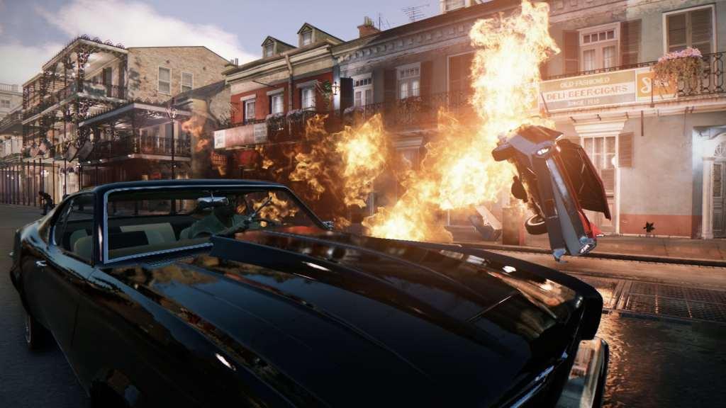 Mafia IV Gameplay
