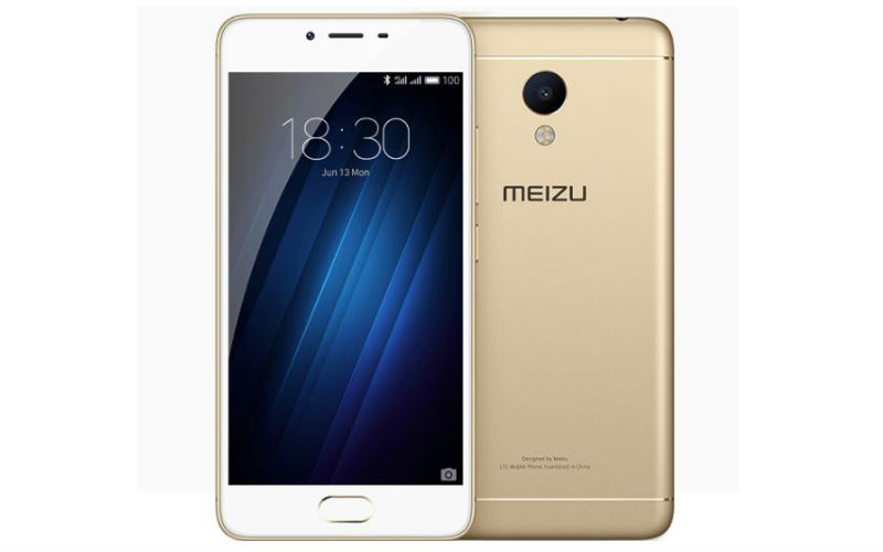 Meizu M3s with 13MP camera, Android 5.1 launched at Rs 7999