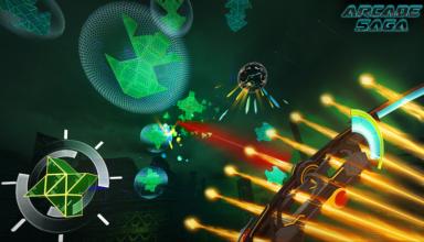 Arcade Saga HTC Vive Studio