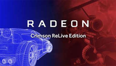 AMD Radeon Crimson ReLive