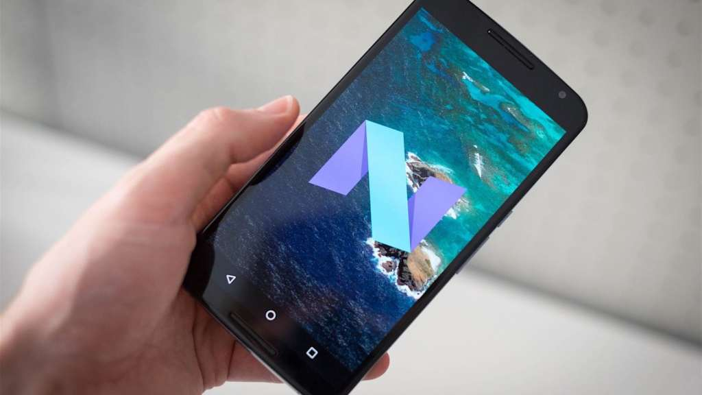 Android Nougat-representation