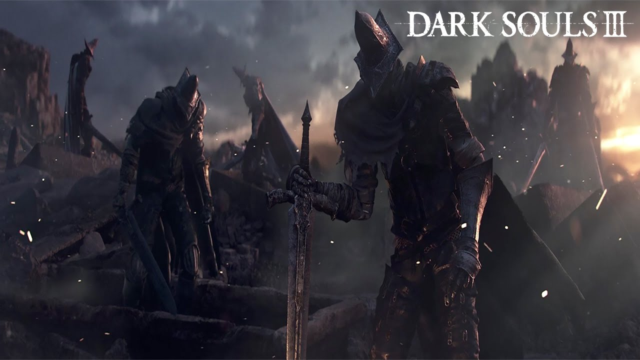 Darks Souls 3 The Ringed City