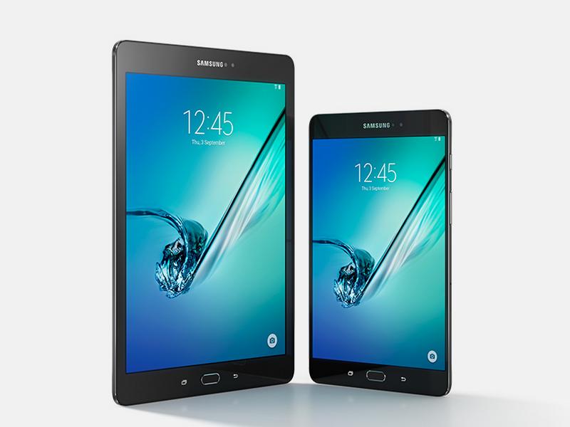 Samsung Galaxy Tab S3 Leaks