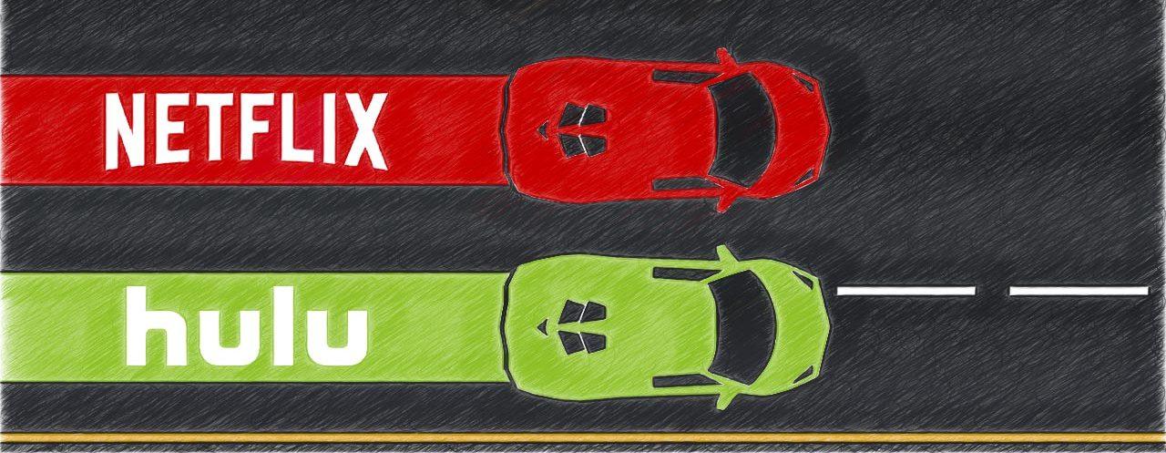 Hulu vs Netflix: Netflix Nudges Ahead But Hulu Compensates ...