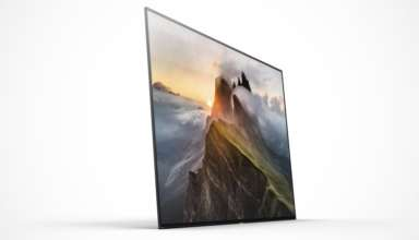 Sony has laucnhed thier first 4K TV With OLED technology at the CES 2017 event in Las Vegas on Wednesday.