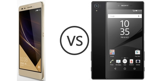 Huawei Honor V9 vs Sony Xperia XA2