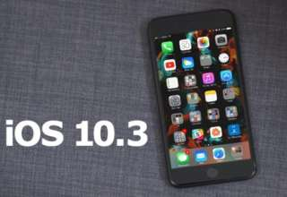 Apple iOS 10.3