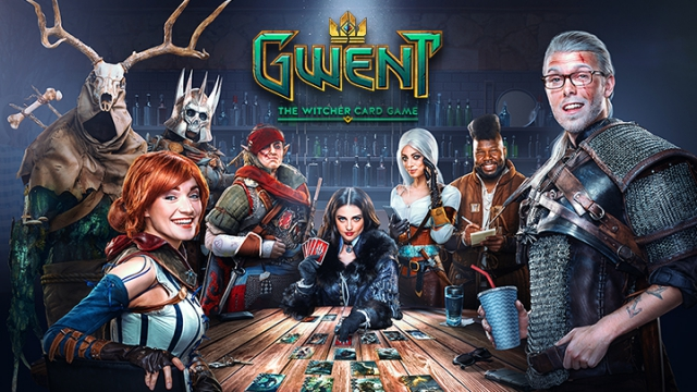 Gwent is coming to the PS4 in beta form