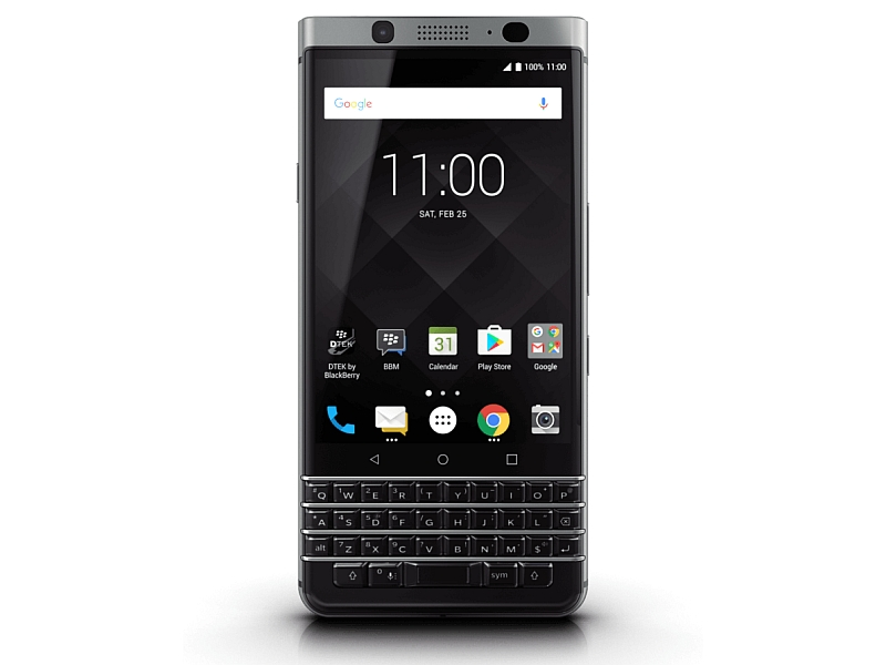 BlackBerry KeyOne Launches In The US May 31st