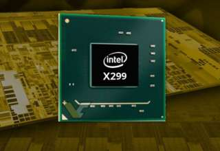 Intel X299 HEDT Motherboard