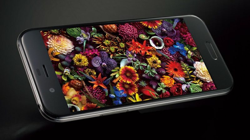 Sharp Aquos R Smartphone With Snapdragon 835 Announced